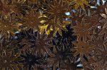 10 ágú virág bronz