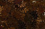 11 ágú virág bronz