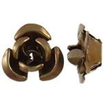Fémrózsa, bronz,100 db