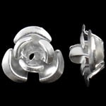 Fémrózsa, ezüst, 100db