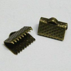 Szalagvégzáró, 10x6 mm
