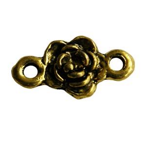 Rózsa mintájú összekötő elem