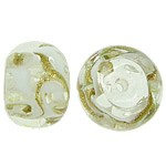 Rondell, white-gold, 6 pieces