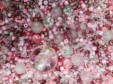 Rózsaszín mix