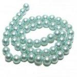 Glass pearl