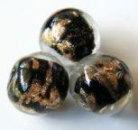 Aranyporos gyöngyök