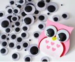 Kerek mozgó szemek