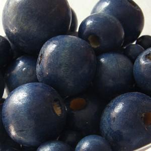 Vegyes méretű fagolyó csomag, színe: párizsi kék